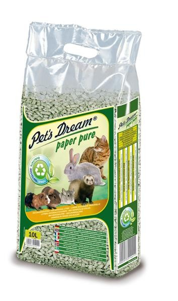 Pet´s Dream paper pure Heimtierstreu